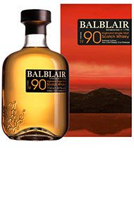 1990 Balblair, Highlands, Single Malt Whisky, 46%