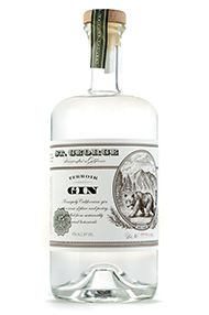 St. George, Terroir Gin, California, 45.0%
