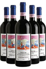 2009 Roberto Voerzio Assortment Case 12 Bottles Pack