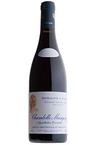 2012 Chambolle-Musigny, Domaine A-F Gros