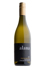 2014 Alana Estate Sauvignon Blanc, Martinborough