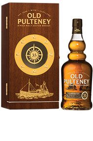 Old Pulteney 35-year-old, Highlands Single Malt Scotch Whisky, (42.5%)