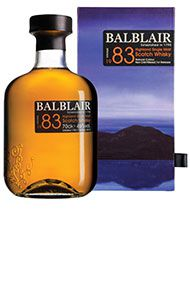 1983 Balblair, Highlands, Single Malt Scotch Whiky, (46.0%)