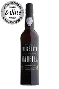 Berry Bros. & Rudd Meredith, 5-year-old, Full Rich Madeira