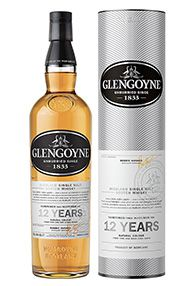 Glengoyne, 12-year-old, Highland, Single Malt Scotch Whisky (43%)