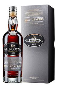 Glengoyne 25-Year-Old, Highlands, Single Malt Whisky, (48.0%)
