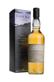 Caol Ila Unpeated, 15-year-old, Malt Whisky, Bottled 2014, 60.39%