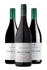 2013 Felton Road Mixed Pinots, 1 of each Bannockburn, Cornish Point, Block 3