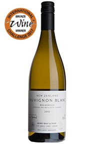 2015 Berry Bros. & Rudd New Zealand Sauvignon Blanc by Churton Wines