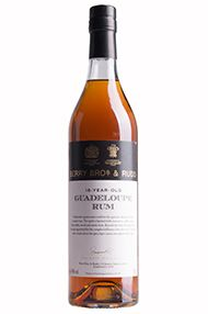 Berry Bros. & Rudd Guadeloupe Rum, Cask No. 77, Aged 16 years, 46.0%