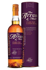 Arran Amarone Cask Finish Isle of Arran, Single Malt, 50%