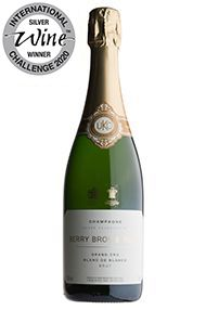 Berry Bros. & Rudd Blanc de Blancs Champagne by Le Mesnil, Grand Cru