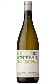 2012 Ridge Monte Bello Chardonnay, Santa Cruz Mountains, California