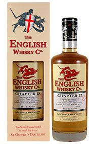 St. George's Distillery Chapter 15, The English Whisky Co, 46.0%