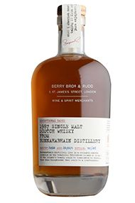 1987 Berrys' Bunnahabhain, Cask 2484, Islay, Single Malt Whisky, 49.7%