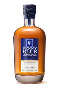 Penny Blue, Single Cask No. 28 Mauritian Rum, 45.0%