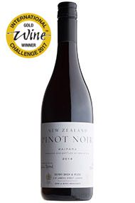 2014 Berry Bros. & Rudd New Zealand Pinot Noir by Greystone Wines