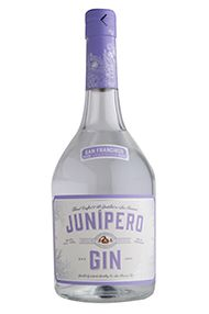 Junipero Gin, Original Pot Distilled, (49.3%)
