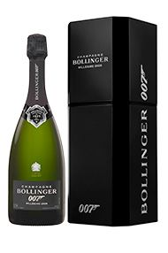 2009 Champagne Bollinger, Spectre Limited Edition