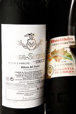 2008 Vega Sicilia Reserva Especial (released 2008) Blend of 1990/91/96