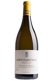 2011 Corton-Charlemagne Grand Cru Domaine Bonneau du Martray