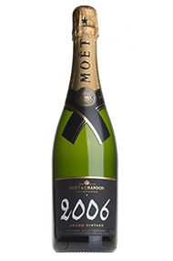 1990 Champagne Moët & Chandon, Grand Vintage Collection
