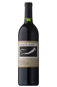 2013 Frog's Leap Rutherford Merlot, Napa Valley, California