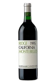 1995 Ridge, Monte Bello, Santa Cruz Mountains, California, USA