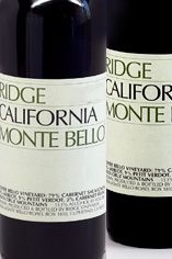 1996 Ridge Monte Bello, Santa Cruz County, California