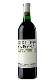 1999 Ridge, Monte Bello, Santa Cruz Mountains, California, USA