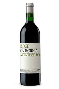 2001 Ridge, Monte Bello, Santa Cruz Mountains, California, USA