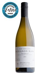 2016 Berry Bros. & Rudd New Zealand Sauvignon Blanc by Churton Wines