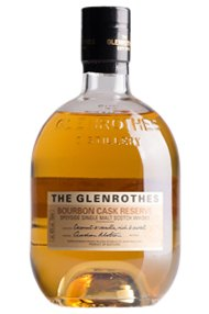 The Glenrothes Bourbon Reserve, Speyside, Single Malt Whisky (40%)