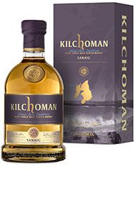 Kilchoman, Sanaig, Islay, Single Malt Scotch Whisky (46%)