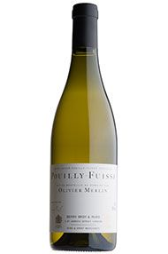 2015 Berry Bros. & Rudd Pouilly-Fuissé by Olivier Merlin