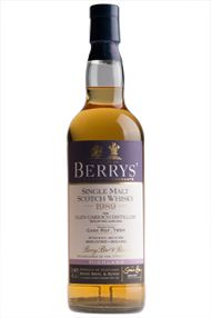 1989 Berrys' Glen Garioch, Cask No. 7856 Highlands, Single Malt Whisky 46.0%