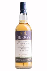 2000 Berrys' Own Selection Benrinnes, Cask 306744, Malt Whisky, 46.0%