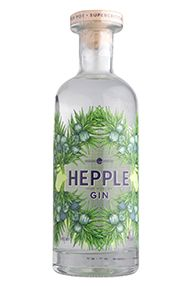 Hepple Gin, Moorland Spirit Co., 45.0%