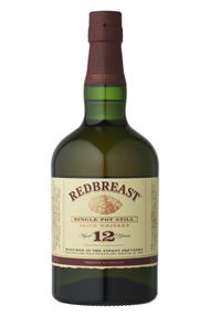 Redbreast, 12-year-old, Single Pot Still Irish Whiskey (40%)