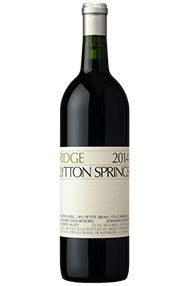 2014 Ridge Lytton Springs, Sonoma County, California