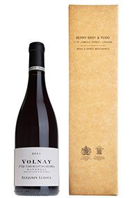 Volnay 1er Cru 1-bottle Gift Box