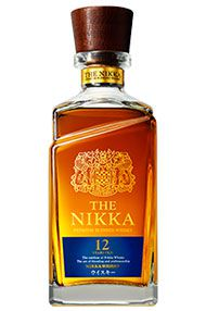 The Nikka, 12 Year-old Malt, Japanese Whisky, 43.0%