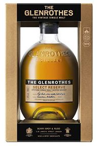 Berry Bros. & Rudd - The Glenrothes Speyside Single Malt