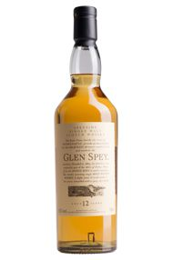 Glen Spey 12-year-old, Speyside, Single Malt Scotch Whisky, 40.0%