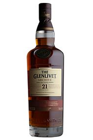 Glenlivet Archive, 21-year-old, Speyside, Single Malt Whisky (43%)