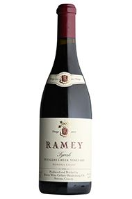 2013 Ramey, Rodgers Creek Syrah, Sonoma Coast, California