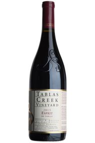2013 Tablas Creek Vineyard Esprit de Tablas Red, Paso Robles, California