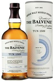 Balvenie Tun 1509, Batch 3, Speyside, Single Malt Whisky, 52.2%
