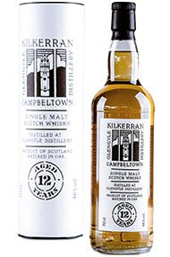 Kilkerran 12-Year-Old, Mitchell's Glengyle Distillery (46%)