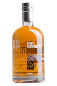 Port Charlotte, 10-year-old, Islay Single Malt Whisky, 2nd Ed. (50%)